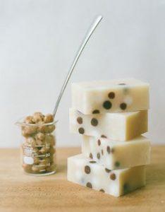 納豆の石鹸