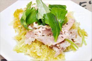 蒸し豚 レシピ