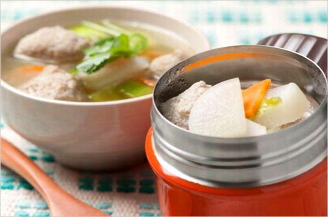 スープジャーレシピ