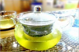 水出し緑茶の効能