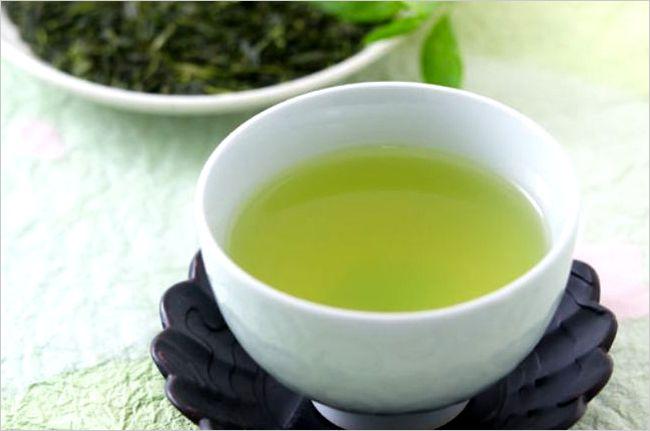水出し 緑茶