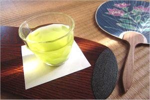緑茶 冷蔵庫