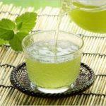 水出し緑茶 効能